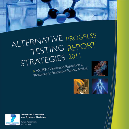 Alternative Testing Strategies: Progress Report 2011