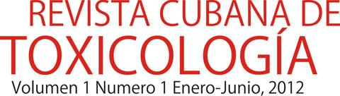 Revista Cubana de Toxicología 1 (1) 2012