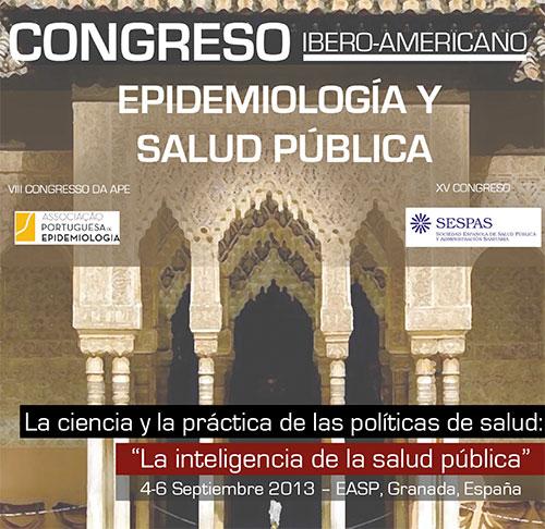 Congreso Latino-Americano de Epidemiología y Salud Pública
