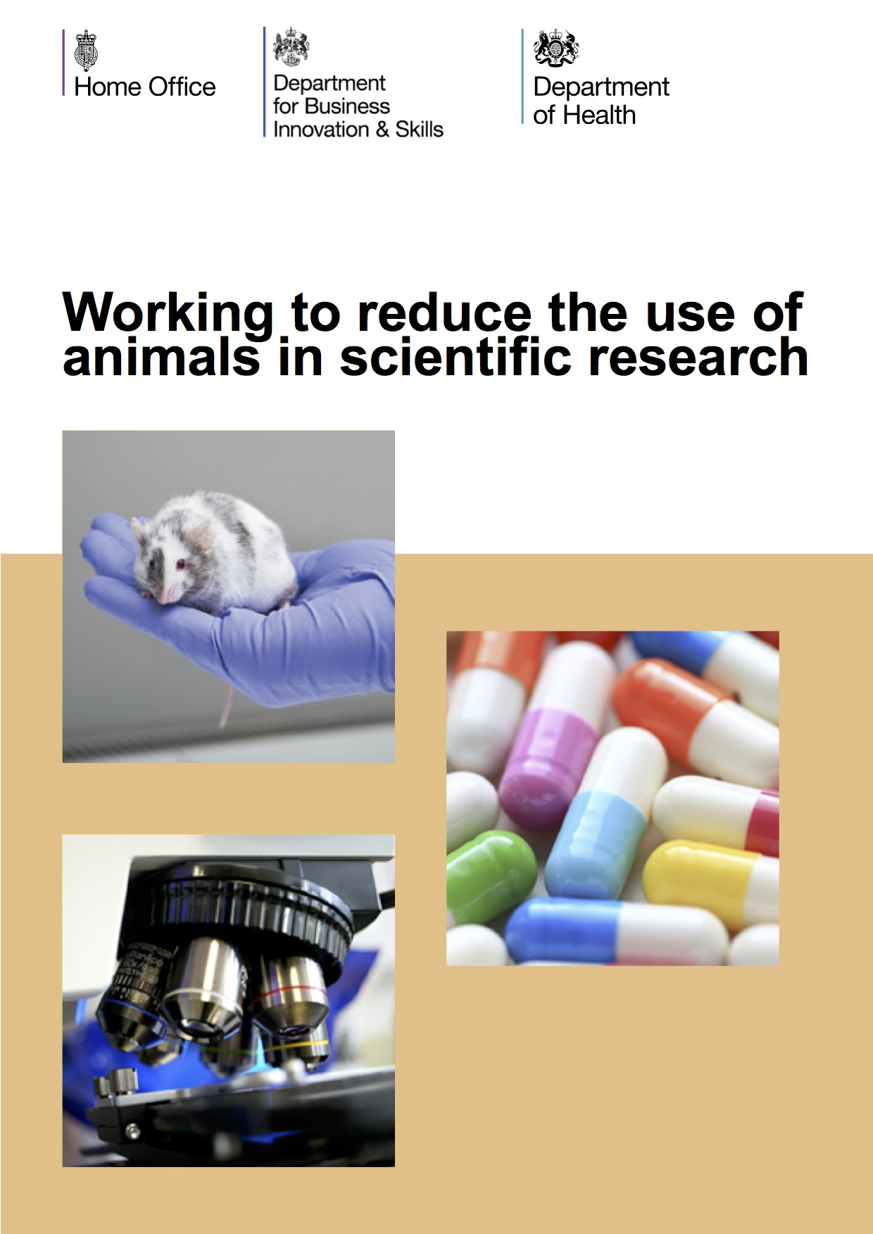Working to reduce the use of animals in research