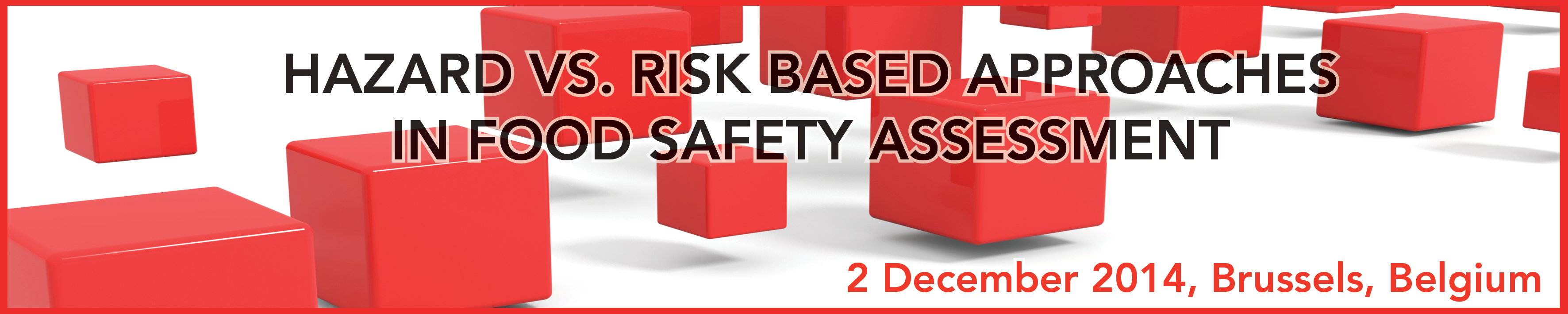 Workshop 'Hazard vs. Risk Based Approaches in Food Safety Assessment'